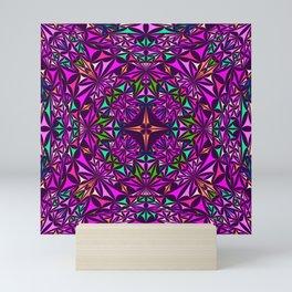 Kaleidoscope 1. Mini Art Print
