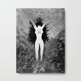 Reverse Metal Print