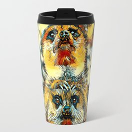 AnimalArt_Meerkat_20171003_by_JAMColorsSpecial Travel Mug