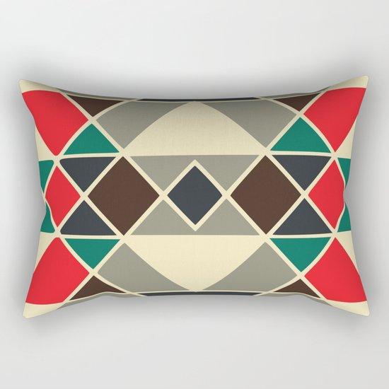 Tribal #2 Rectangular Pillow