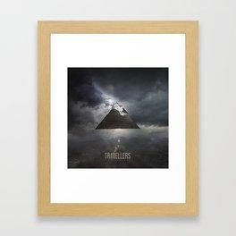 Travellers Framed Art Print