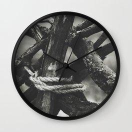Taboo Wall Clock