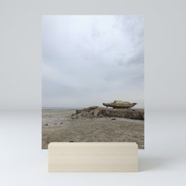 shipwreck 2 Mini Art Print
