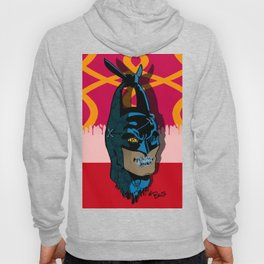 The Bat vs Khinde Wiley Variant  Hoody