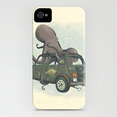 Beastie of the Deep Slim Case iPhone (4, 4s)