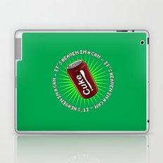 It's Heaven in a Can Laptop & iPad Skin