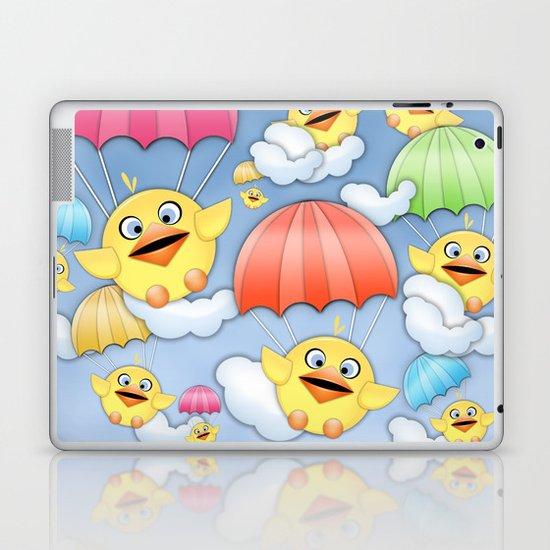 In Coming Birdies.  Laptop & iPad Skin