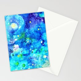 Higher Than The Heavens Stationery Cards