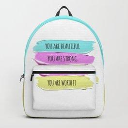 Self Worth Love Backpack