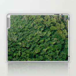 Arial tropical forest Laptop & iPad Skin