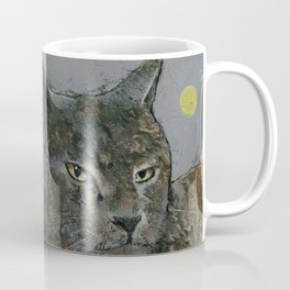 Grey Cats Coffee Mug
