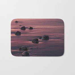 Pebble Formation Bath Mat