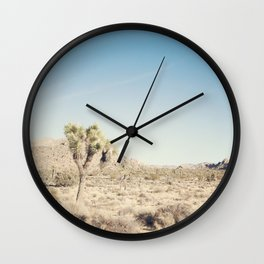 Joshua Tree Wall Clock