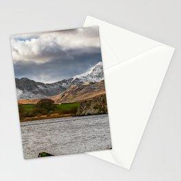 Snowdon Winter Landscape Stationery Cards