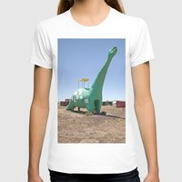 dino T-shirts featuring dino by Natalie Jeffcott
