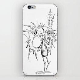 Lasordbird `peace` iPhone Skin