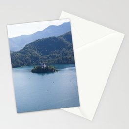 Lake Bliss Stationery Cards