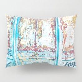 Nuestras huellas Pillow Sham