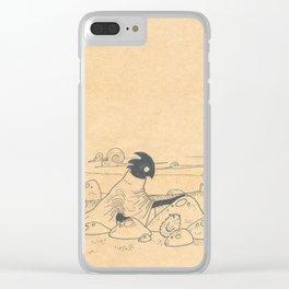 Inktober 26: SQUEAK Clear iPhone Case