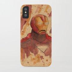 Metal Slim Case iPhone X