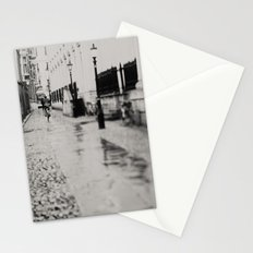 on the streets of cambridge ...  Stationery Cards