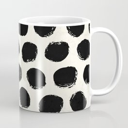 Urban Polka Dots Coffee Mug