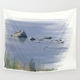 Seagull Siesta Wall Tapestry