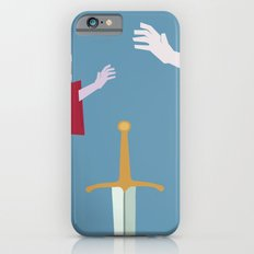 The Sword in the Stone - Movie Poster - Penguin Book version iPhone 6s Slim Case