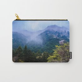 Japanese forest 2 Carry-All Pouch