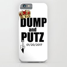 D and P date iPhone 6s Slim Case