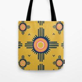 Zuni Sun Goldenrod Tote Bag