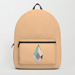 Geometric figures of colors Backpack