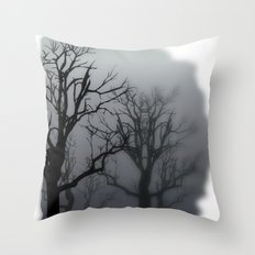 Unclear Throw Pillow