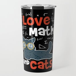 Maths Travel Mug