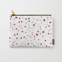 Ladybirds / Ladybugs Carry-All Pouch