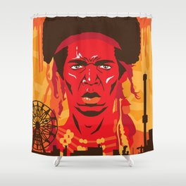THE WARRIORS :: THE WARRIORS Shower Curtain