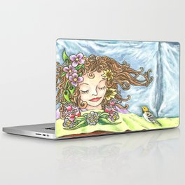 Spring Dreaming  Laptop & iPad Skin