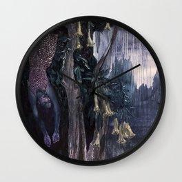 Honey Dreaming Wall Clock