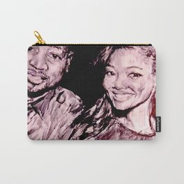 Gabrielle & Dwayne Carry-All Pouch