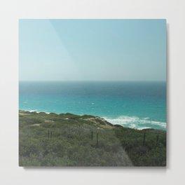 BEACH DAYS 43 Metal Print