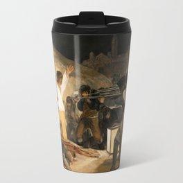 The Third of May by Francisco Goya, 1814 Travel Mug
