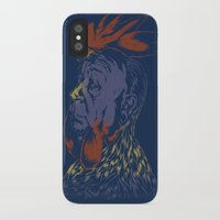 cock iPhone & iPod Cases featuring Hitch-Cock! by Joshua Kemble