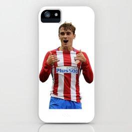 Antoine Griezmenn iPhone Case