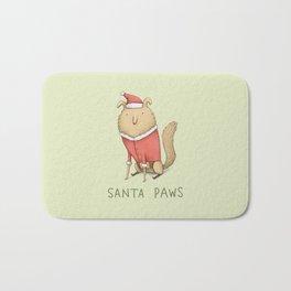 Santa Paws Bath Mat