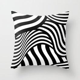 Razzle Dazzle II Throw Pillow