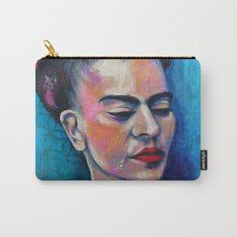 Je te ciel, hommage à Frida Kahlo Carry-All Pouch