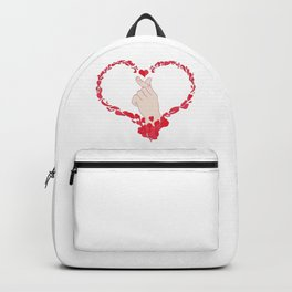 Heart of Hearts Backpack