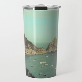 Amalfi coast, Italy 2 Travel Mug
