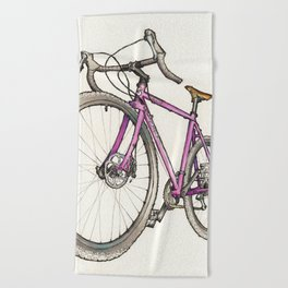 Straggler Beach Towel
