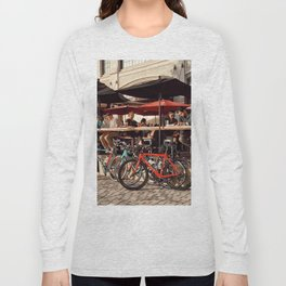 Afternoon drink Long Sleeve T-shirt